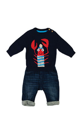 BEN BABY OUTFIT